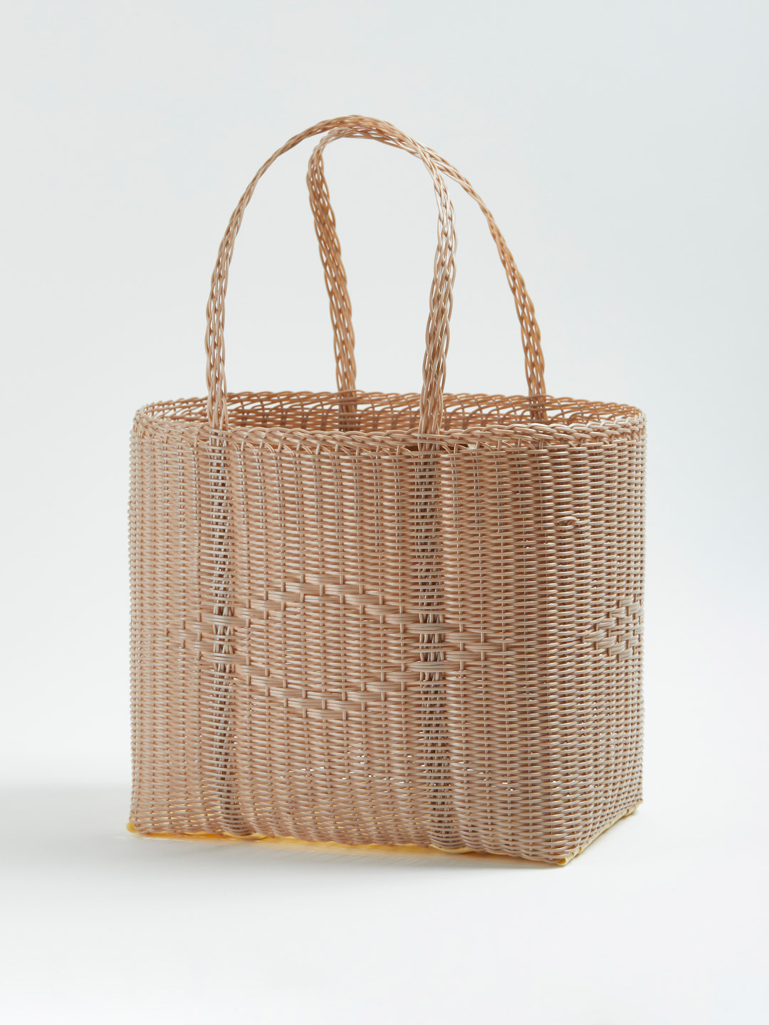 BASKET Bag M - Beige