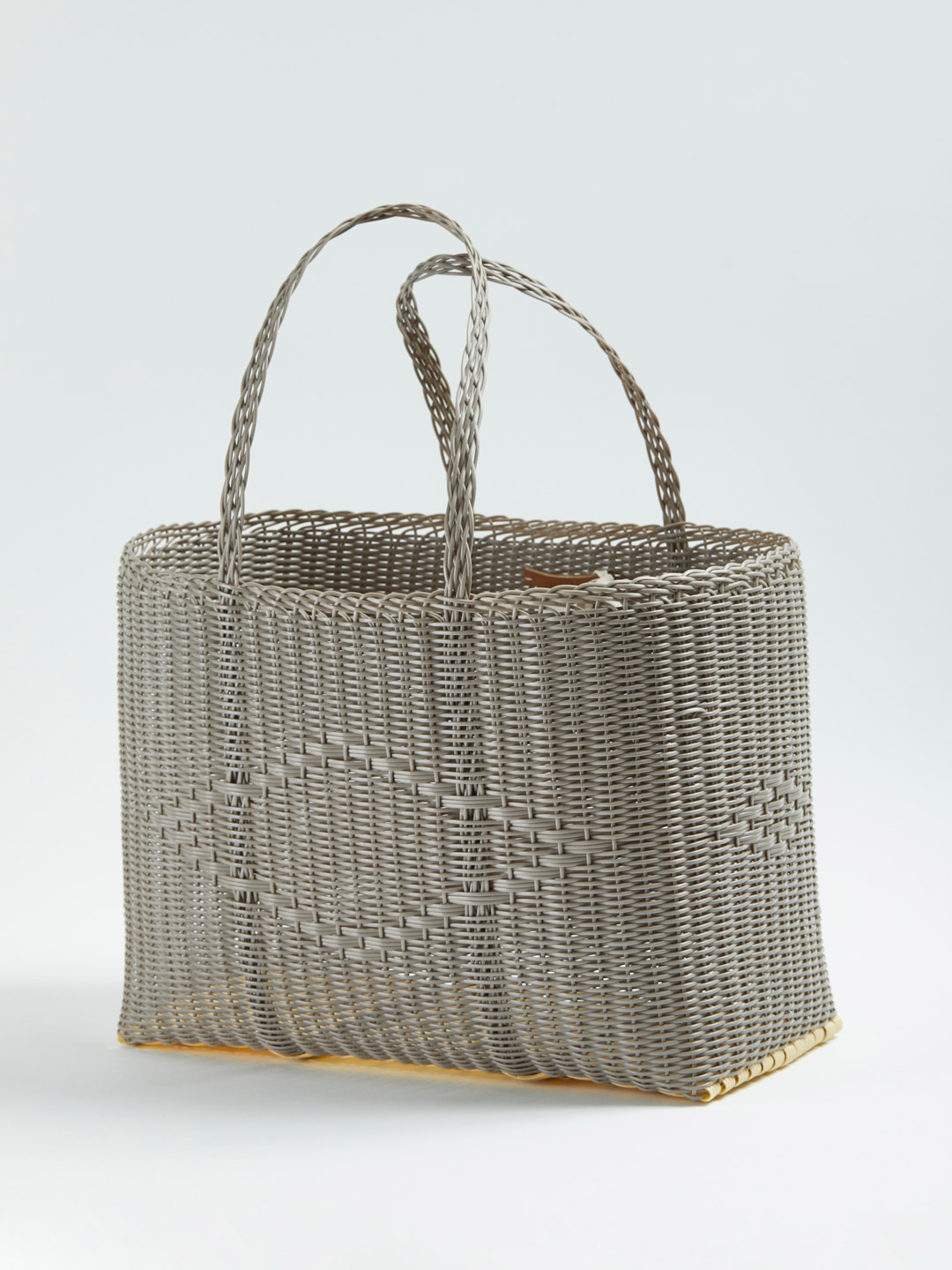 BASKET Bag L - Grey
