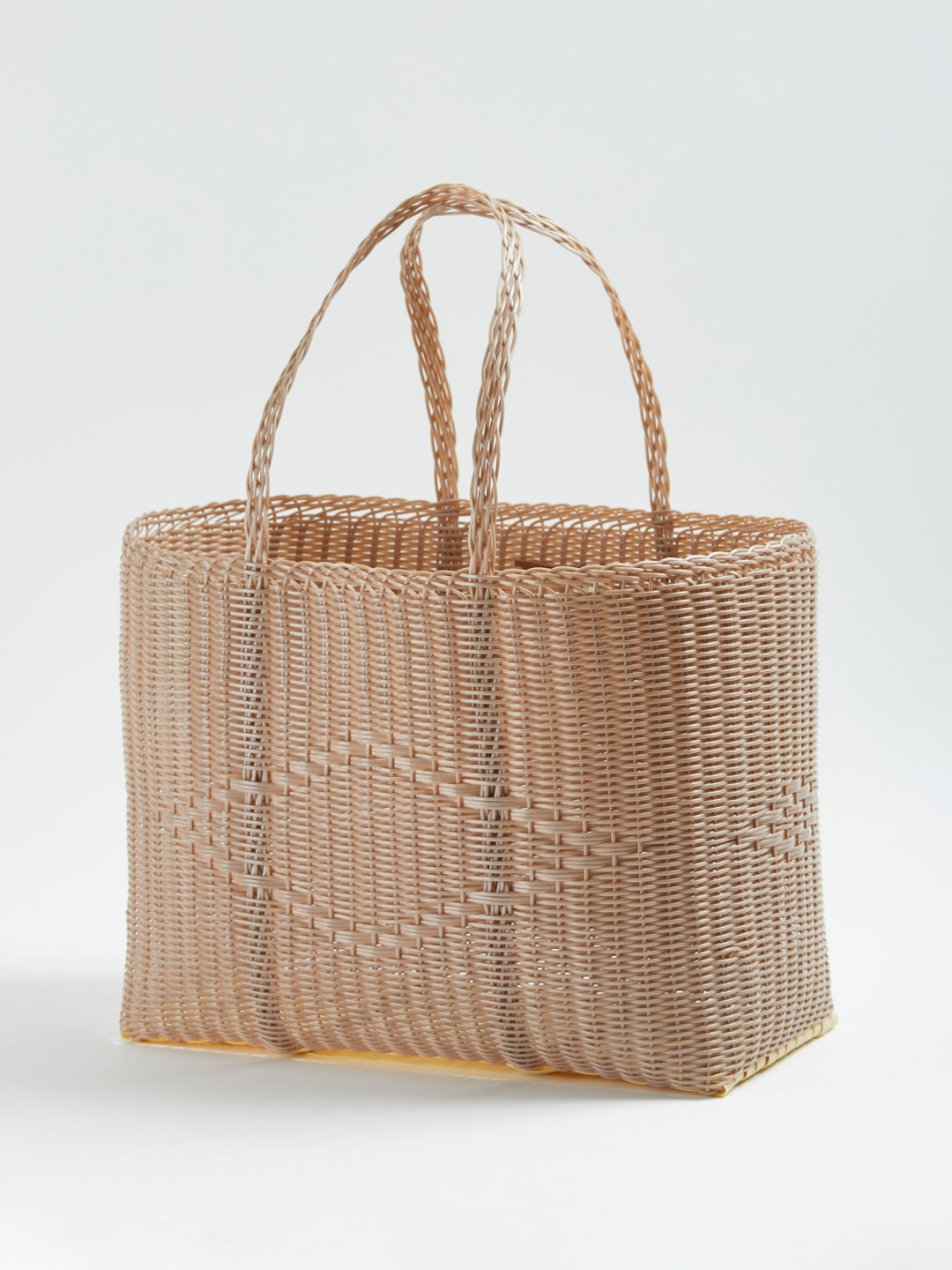 BASKET Bag L - Beige