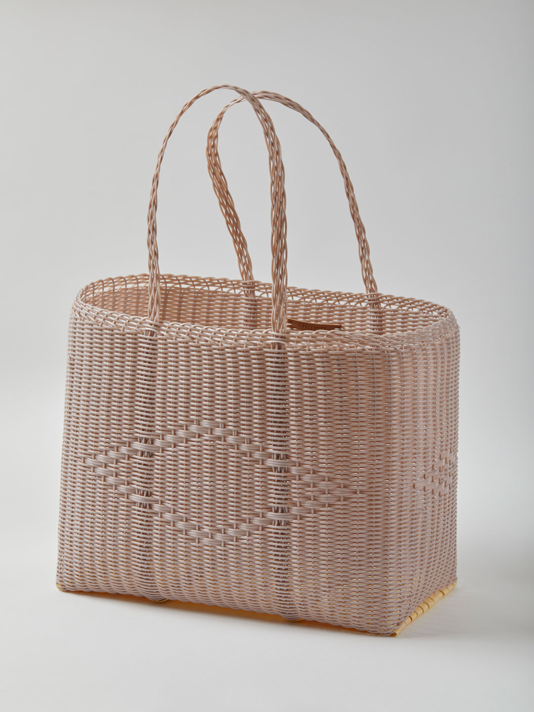 BASKET Bag L - Purple