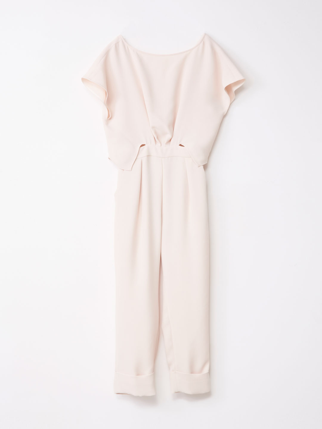 Paloma Jumpsuit - Off White
