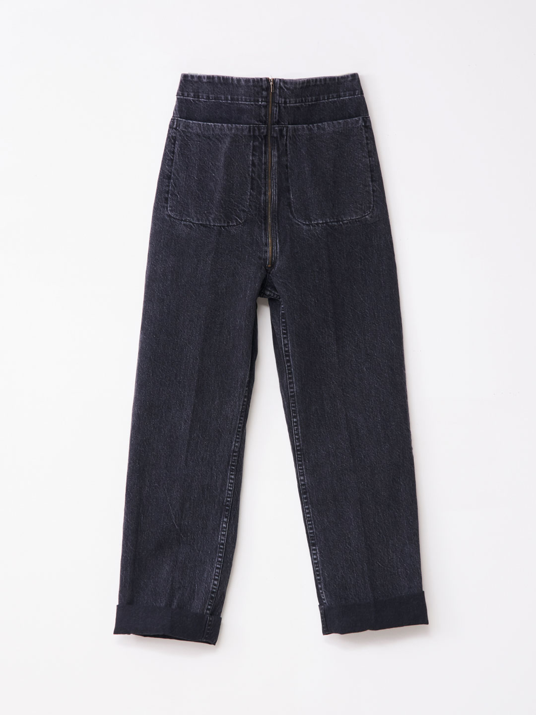 Barrie Pant Washed - Black