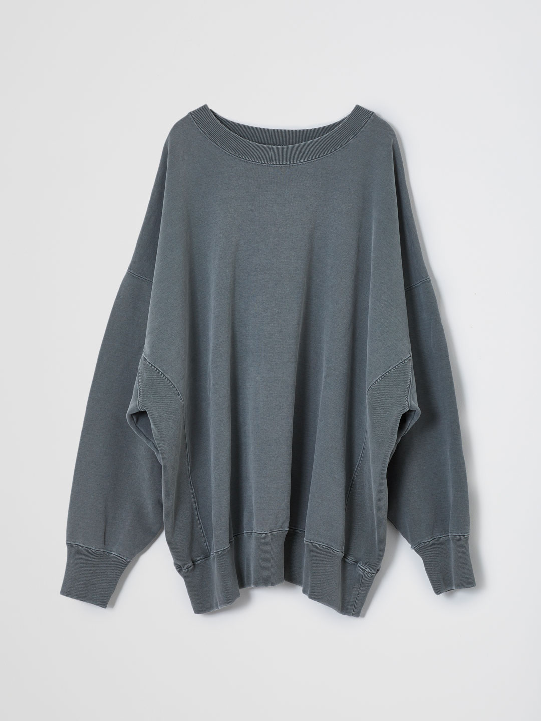 Basic Sweat Shirts  - Charcoal Grey