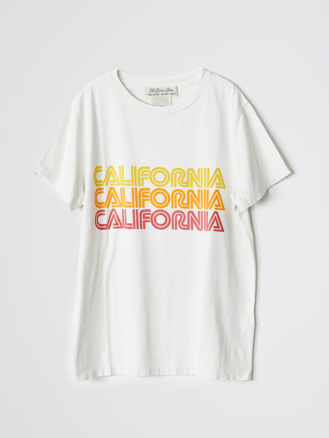 SP加工T  (CALIFORNIA) - Off White
