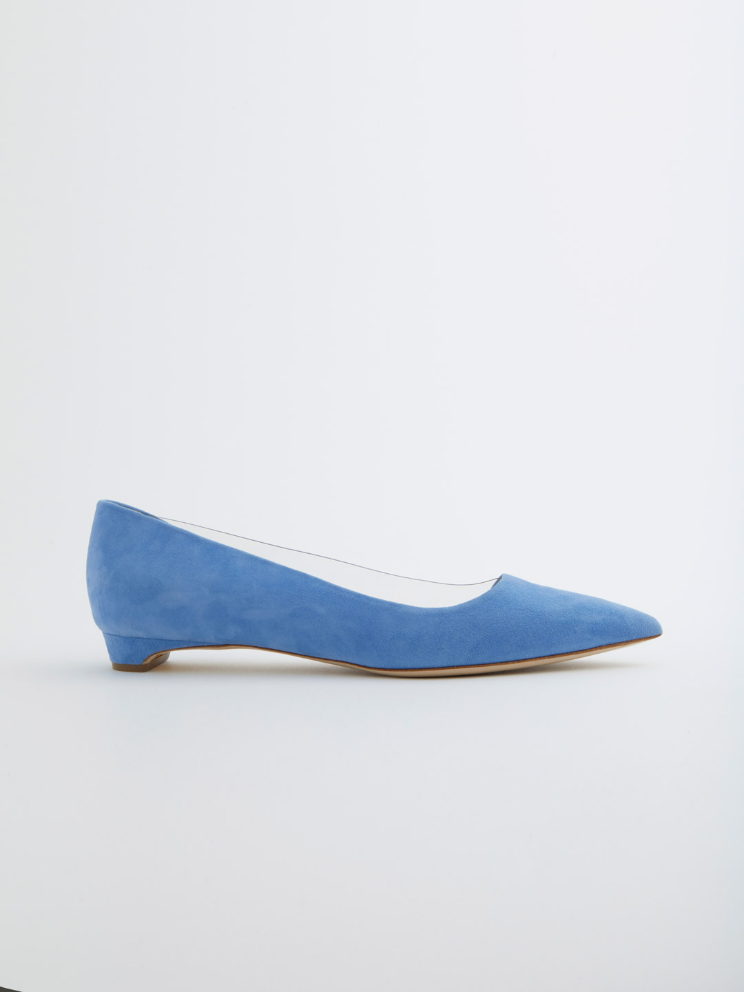 Geminy Flat Pumps - Blue
