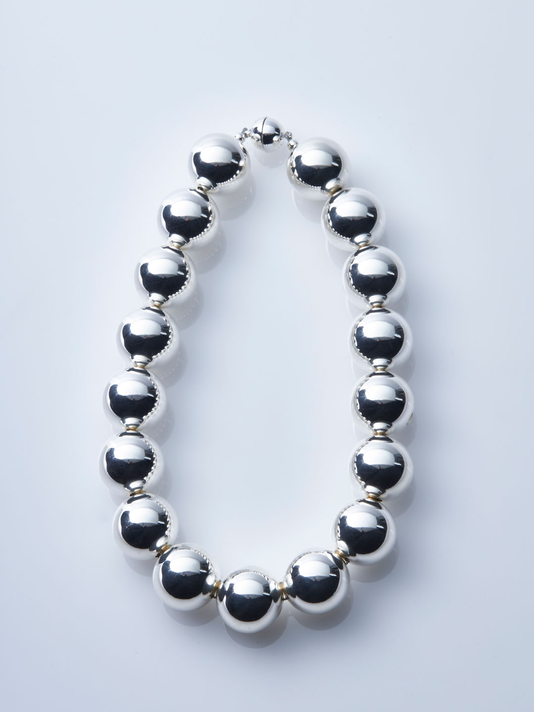 Perriand Collar - Silver