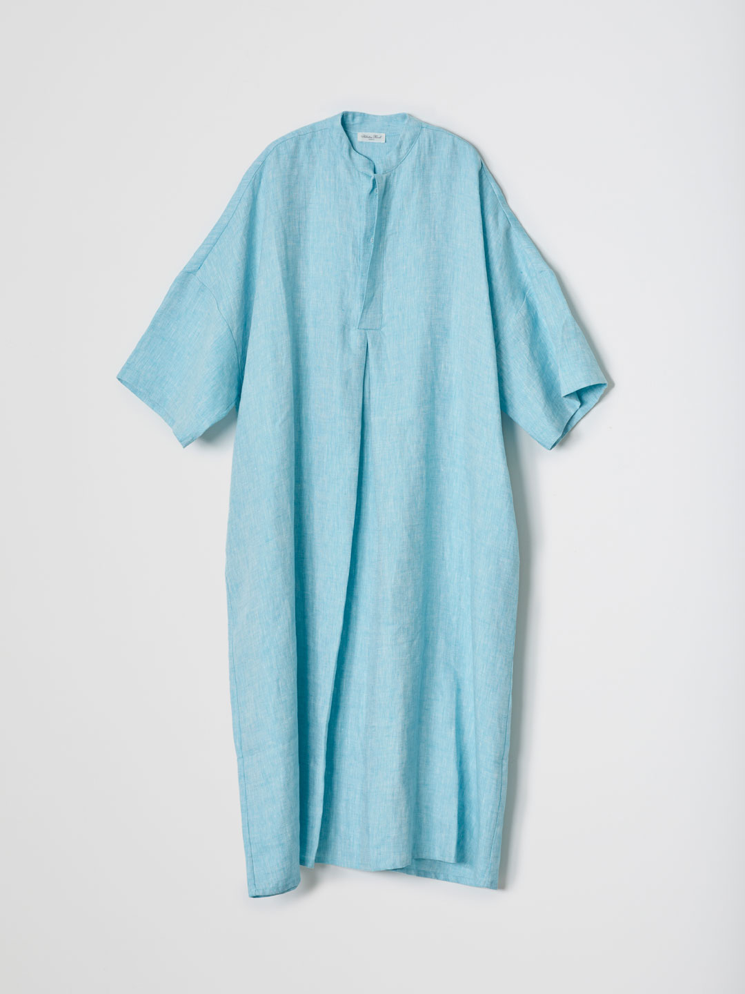 TUNICA GRAZIA Long Shirt - Light Blue