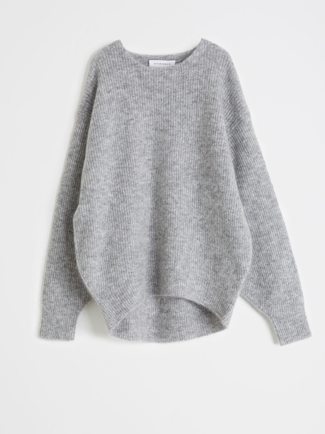 Cocoon Sweater  - Grey