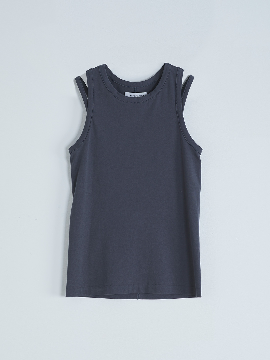 Double Strap Tank - Navy【LIMITED ITEM】