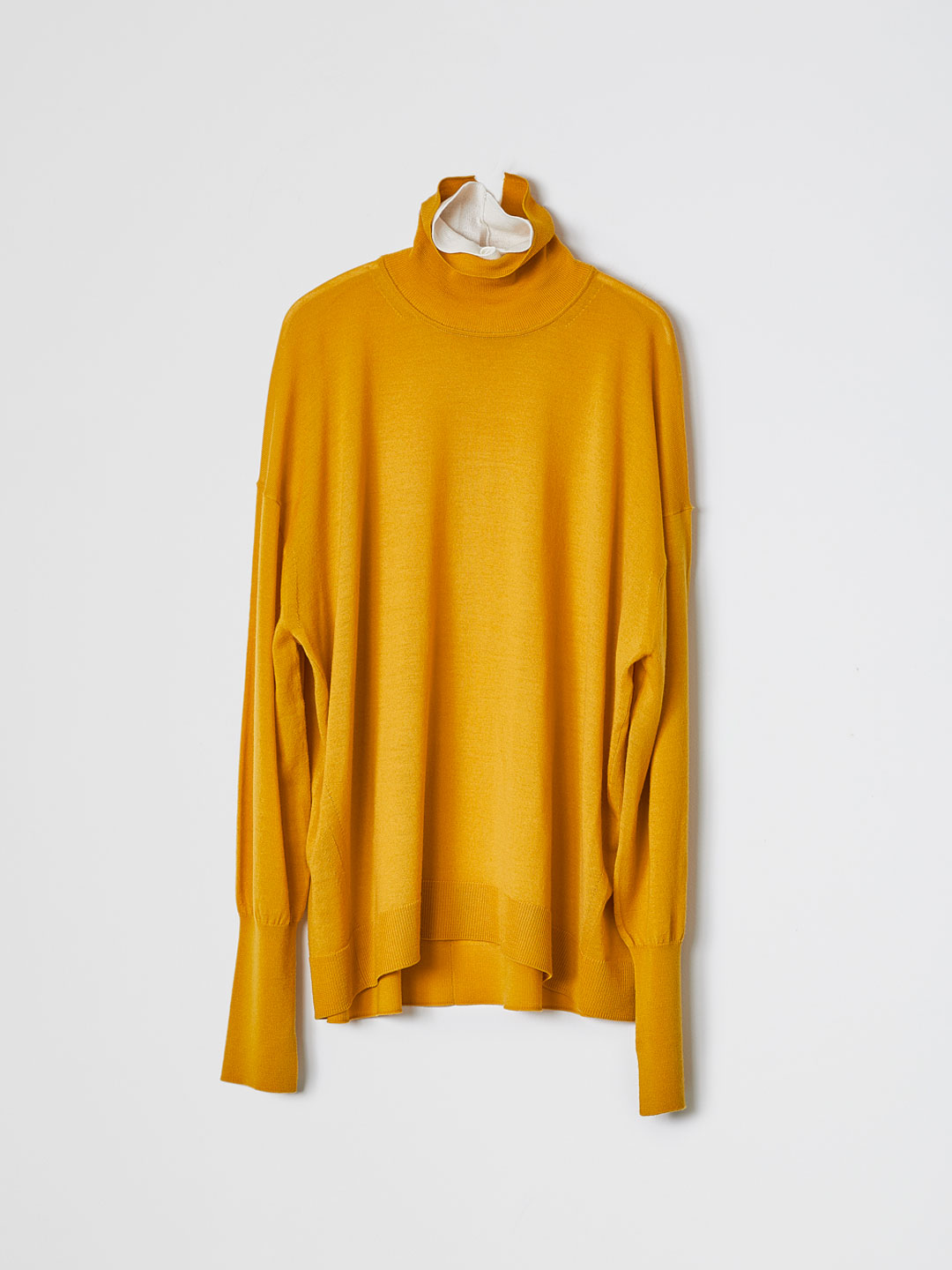 Double Turtleneck - Yellow