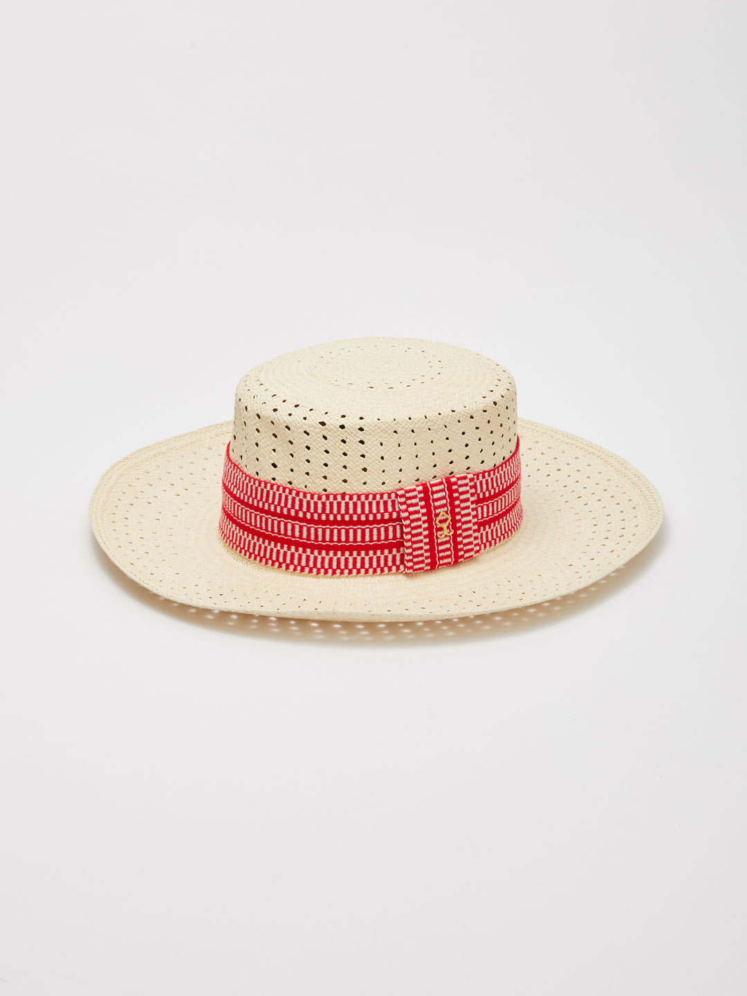 Ayana Hat - Red