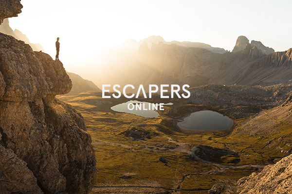 ESCAPERS LIMITED STORE in SHIBUYA PARCO